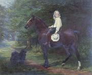 Margaret Collyer Oil undated here Favourite Pets oil painting artist